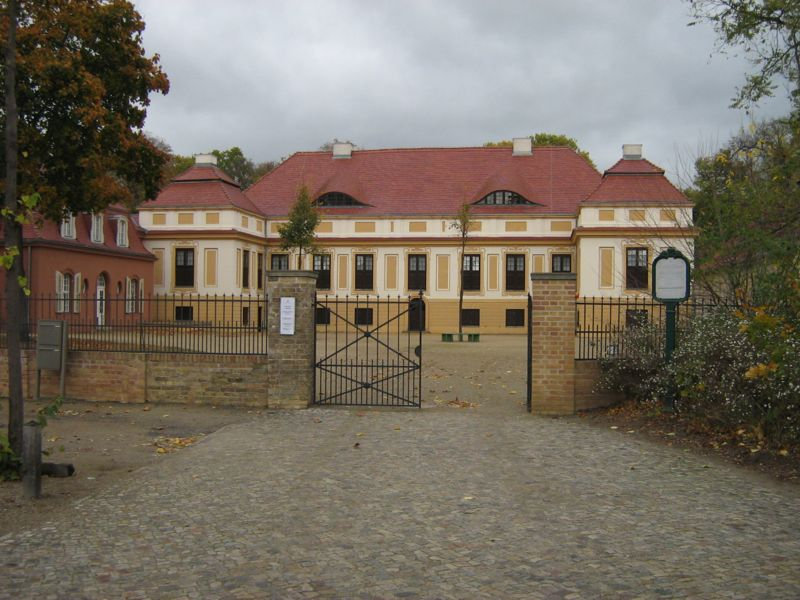 Caputher Schloss